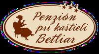 Penzión pri kaštieli ***Betliar